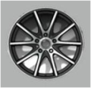 LS Wheels модель 190