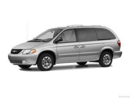 диски и шины на Chrysler Town & Country  (крайслер тоун кантри)