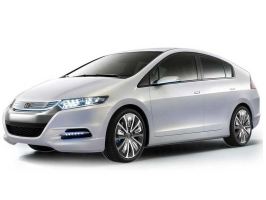 диски и шины на Honda Insight (хонда инсиг)