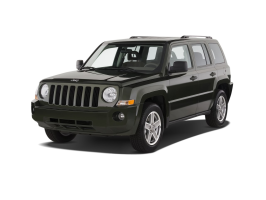 диски и шины на Jeep Patriot (джип Патриот)