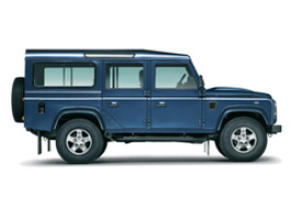 диски и шины на Land Rover Defender (ленд ровер дефендер)