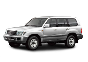 диски и шины на Toyota Land Cruiser 100 GX (тойота ленд крузер 100 гх)