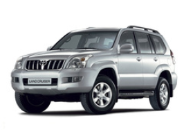 диски и шины на Toyota Land Cruiser Prado (тойота ленд крузер прадо)