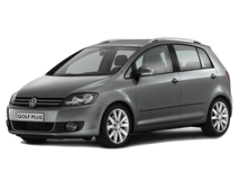 диски и шины на Volkswagen Golf V Plus (вольцваген гольф 5 плюс)