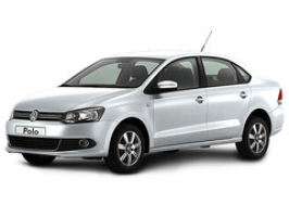 диски и шины на Volkswagen Polo Sedan (вольцваген поло седан)
